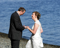 Megan & Matt's wedding at Friday Harbor by Radley Muller Photography