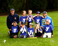 LYMCA T-Ball - Wednesday